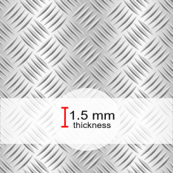 1.5mm Tread Plate